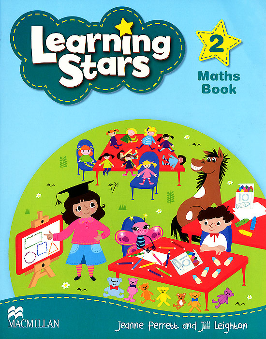 Learning Stars: Level 2: Maths Book