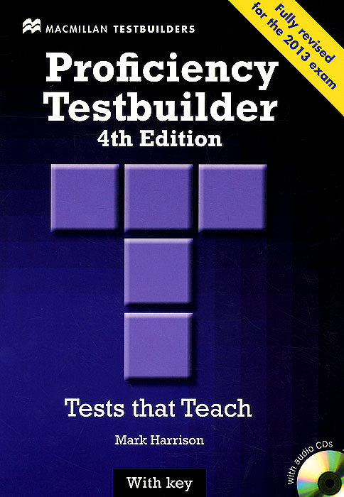 Proficiency Testbuilder: Tests that Theach: Level C2 (+ 2 CD) upstream proficiency c2 students book