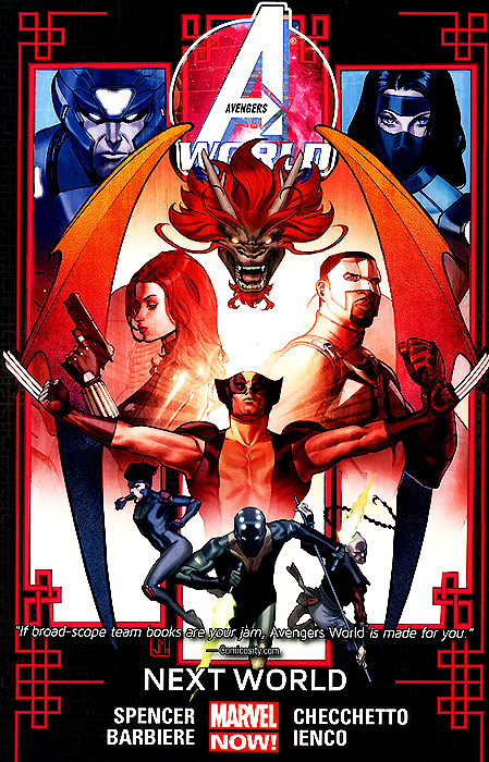 Avengers World: Volume 3: Next World wharton e the pot boiler and the house of the dead hand