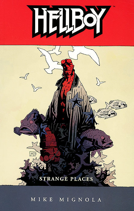Hellboy: Strange Places: Volume 6 hellboy the art of hellboy