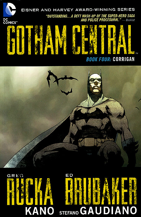 Gotham Central: Book 4: Corrigan from crisis to stability leadership at a christian college