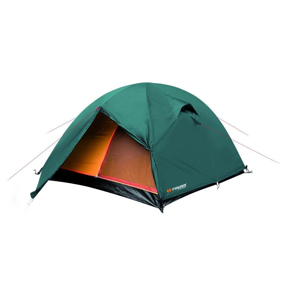 Палатка трехместная Trimm OREGON 3, цвет: зеленый палатка trimm oregon green