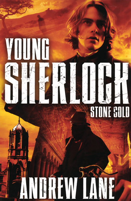 Young Sherlock: Stone Cold the stone house