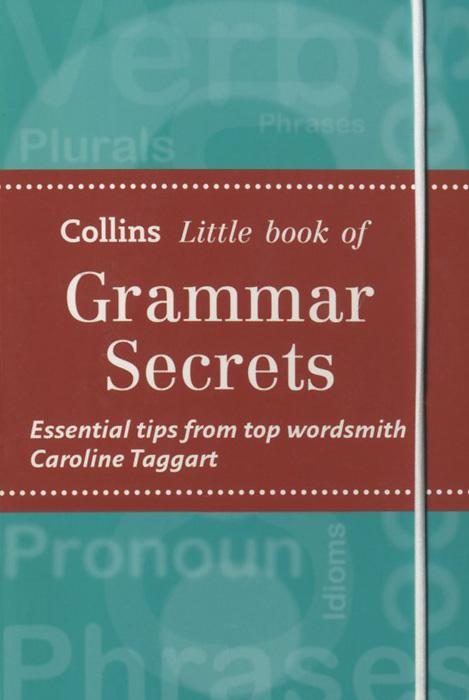 Collins Little Book of Grammar Secrets phil collins hello i must be going lp