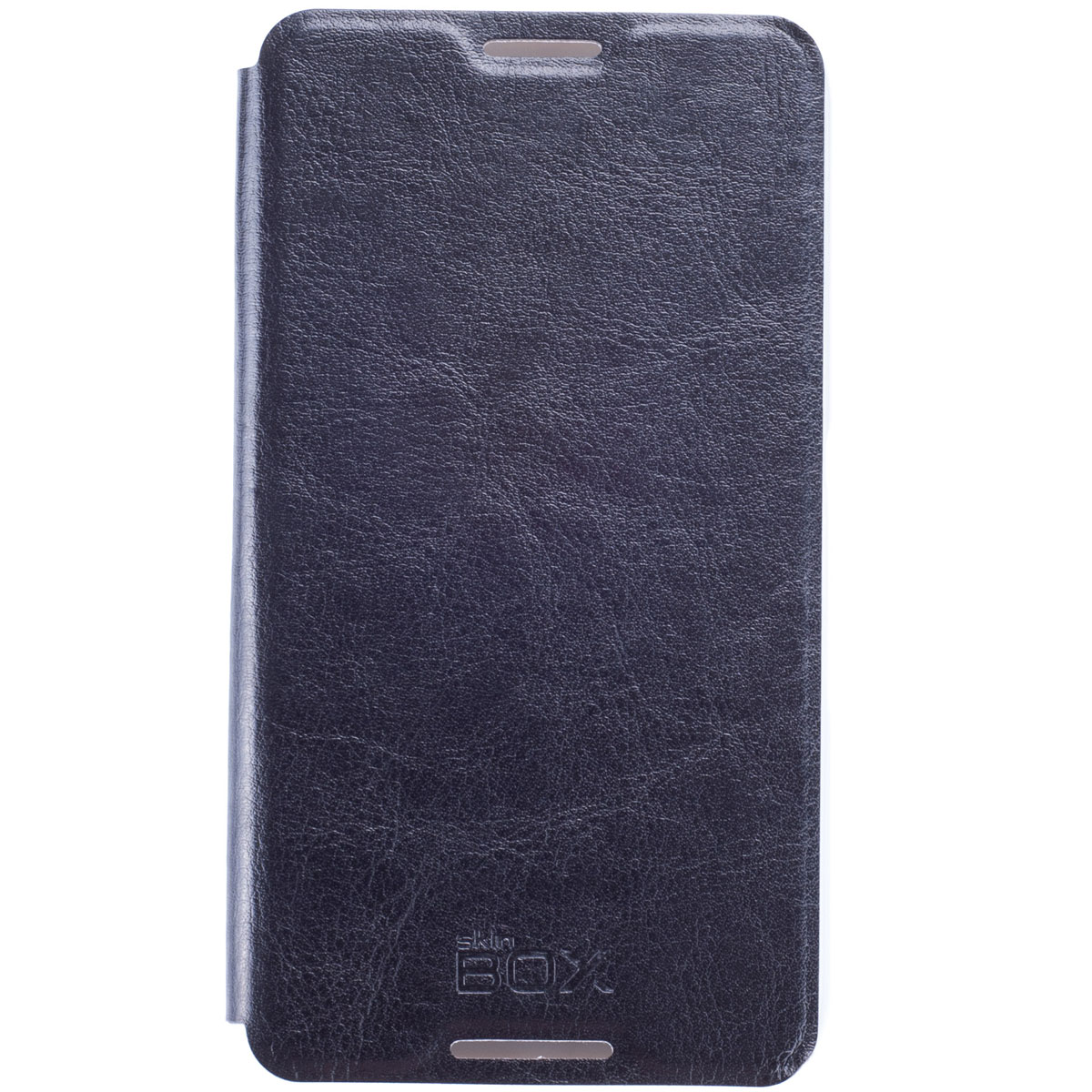 Skinbox Lux чехол для Sony Xperia E4, Black skinbox lux чехол для sony xperia c5 ultra white