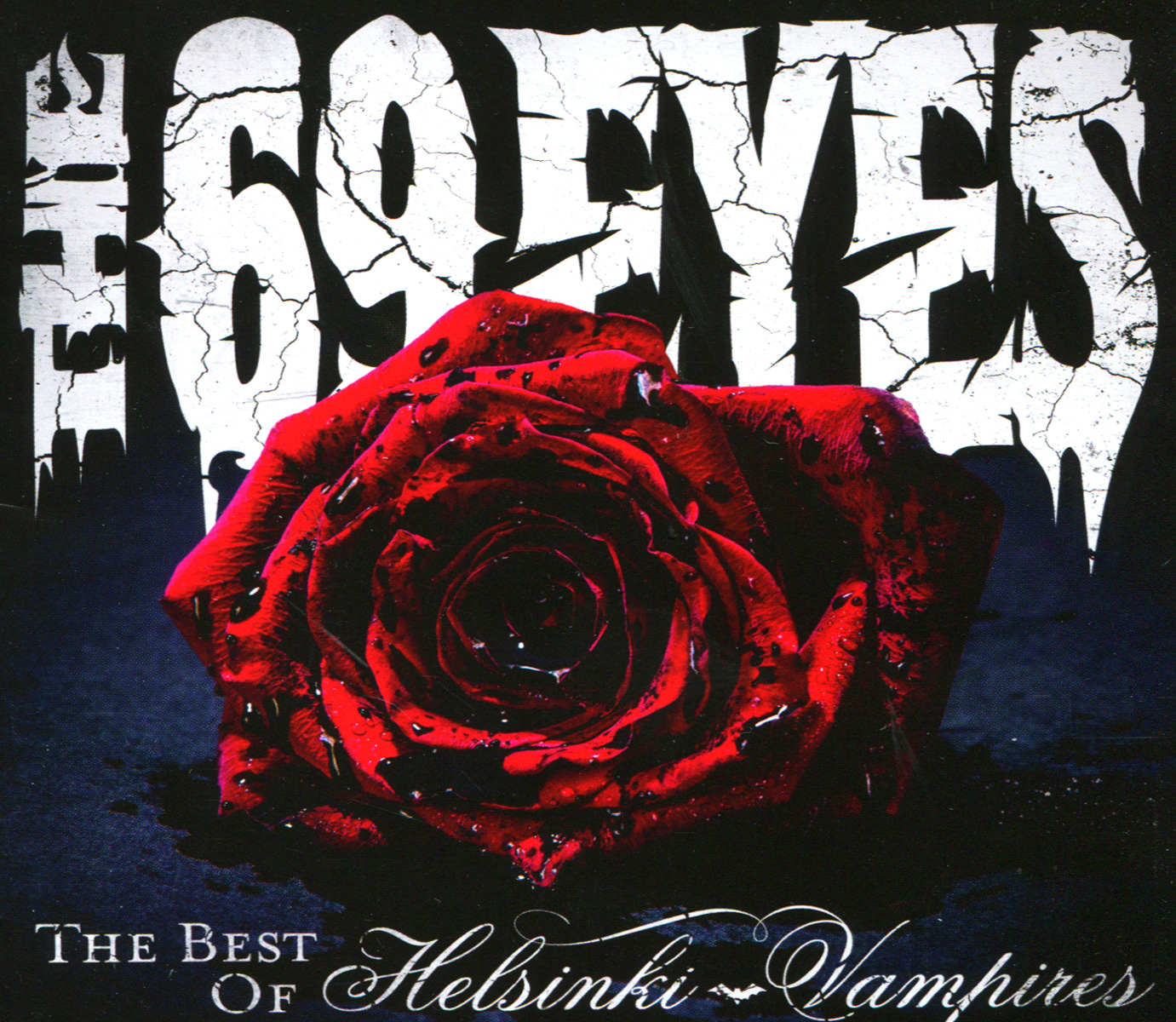 The 69 Eyes The 69 Eyes. The Best Of Helsinki Vampires (2 CD) katie macalister the last of the red hot vampires