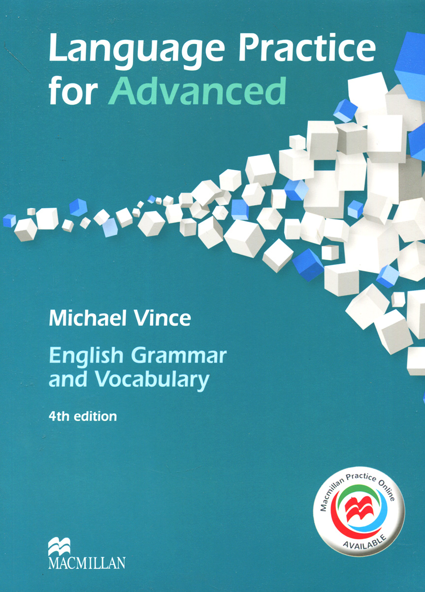 Language Practice for Advanced: English Grammar and Vocabulary my grammar lab advanced level with key