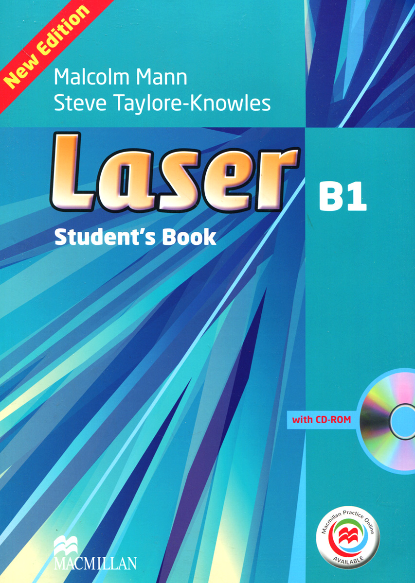 Laser B1: Student's Book + Online code (+ CD-ROM) agencia ele basico exercises book cd