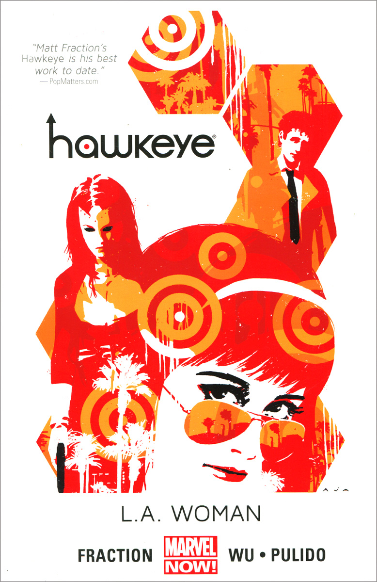 Hawkeye: L. A. Woman: Volume 3 the trouble with paradise