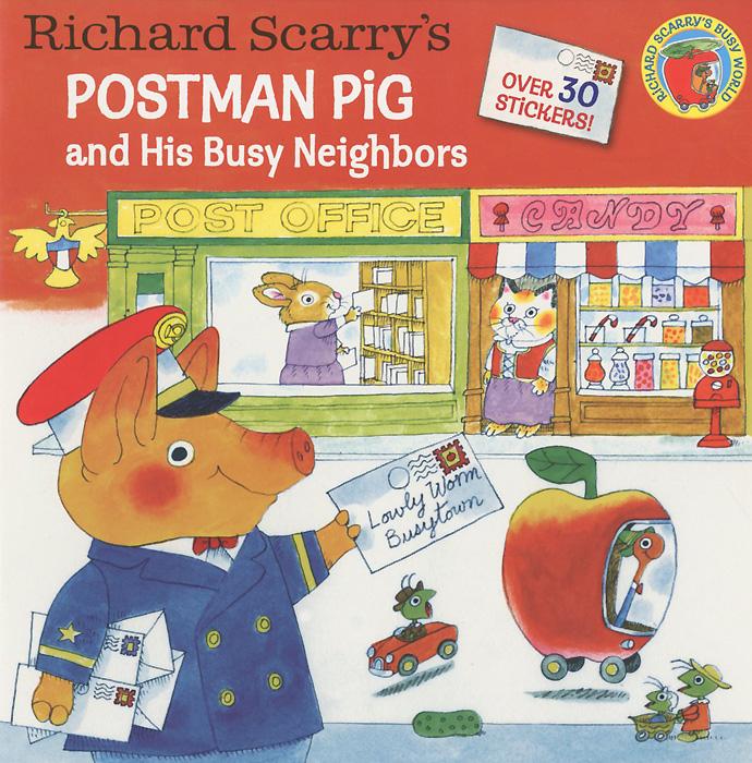 цена на Postman Pig and His Busy Neighbors