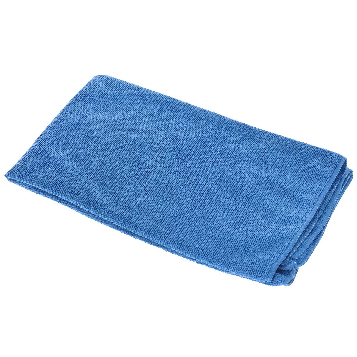 Тряпка для пола Home Queen Макси, цвет: синий, 70 х 80 см66371Тряпка для пола Home Queen Макси изготовлена из микрофибры. Гарантирует непревзойденную чистоту при сухой и влажной уборке. Не оставляет разводов и ворсинок. Идеальна для стеклянных и блестящих поверхностей. Удаляет жирные и маслянистые загрязнения без использования химических веществ. Проникает в самые недоступные места, не царапает поверхность. Впитывает гораздо больше воды, чем обычная ткань. Подходит для ручной и машинной стирки при температуре 40°С.