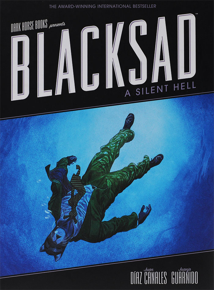 Blacksad: A Silent Hell woody allen and his new orleans jazz band cap roig