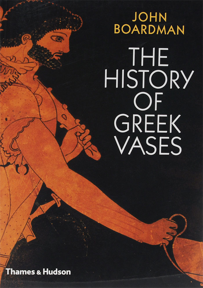 Фото - The History of Greek Vases roger thompson beyond duty life on the frontline in iraq isbn 9780745672984