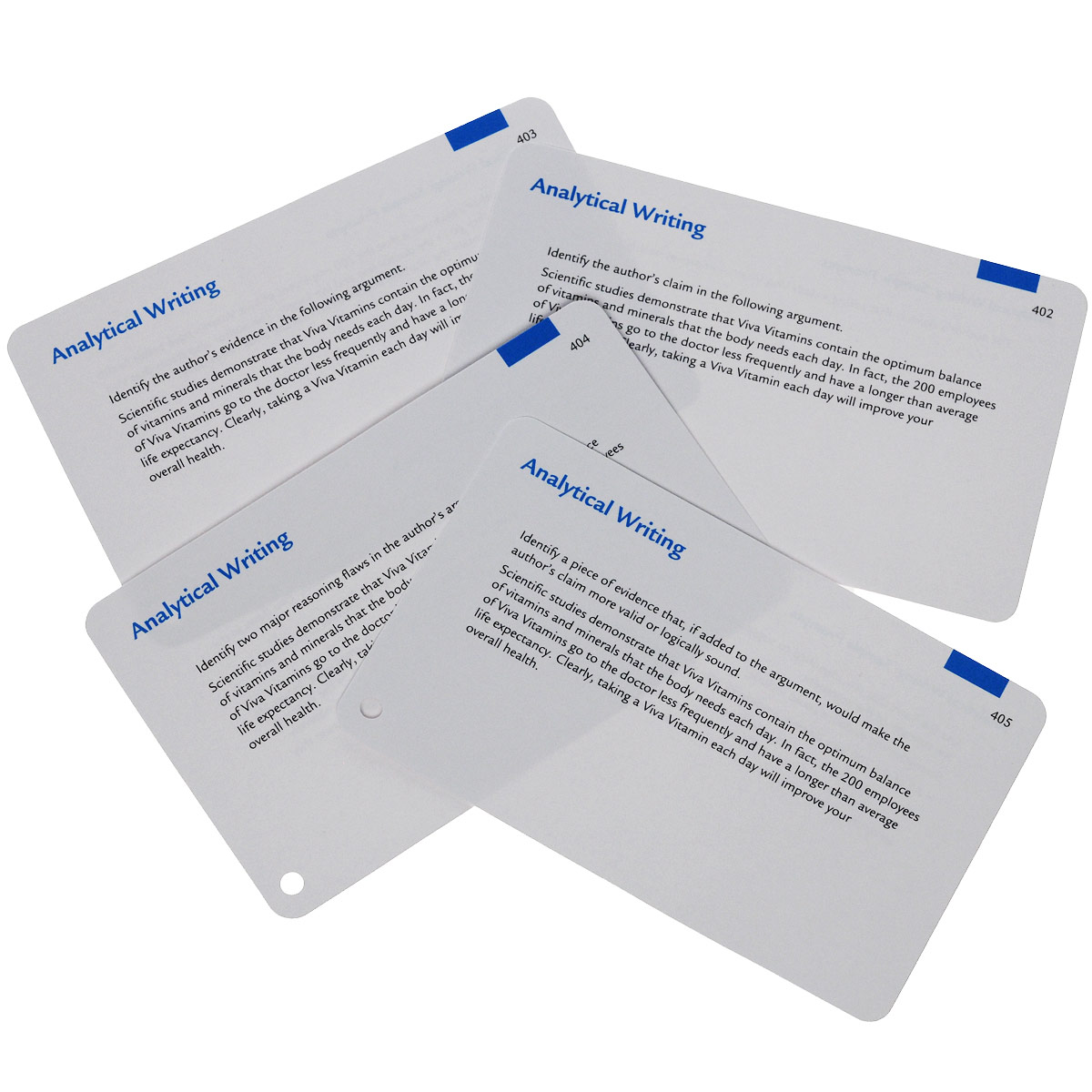 Barron's:  GMAT:  400 Flash Cards Presents GMAT-level questions and review for the four sections of...
