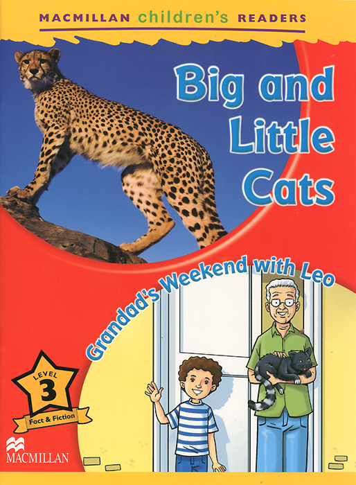 Big and Little Cats: Grandad's Weekend with Leo: Level 3 hsk vocabulary series commonly used prepositions explaination and exercises primary and secondary