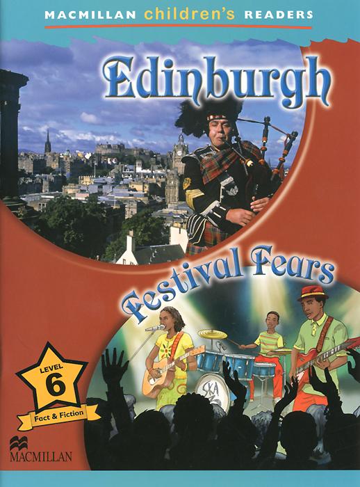 Edinburgh: Festival Fear: Level 6 buy monitor edinburgh