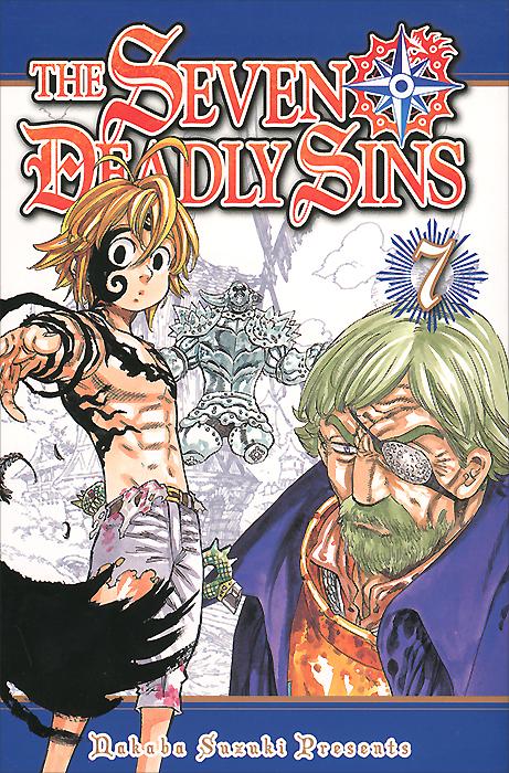 Seven Deadly Sins: Volume 7 midnight sins