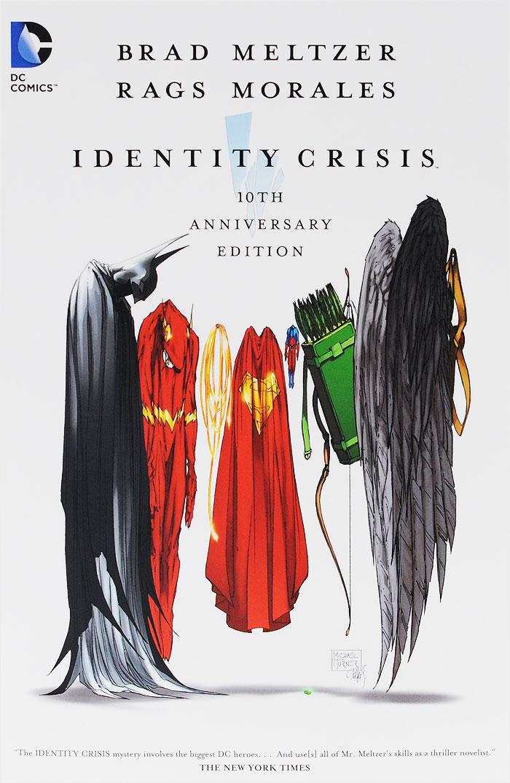 Identity Crisis: 10th Anniversary david freedman statistics 4e