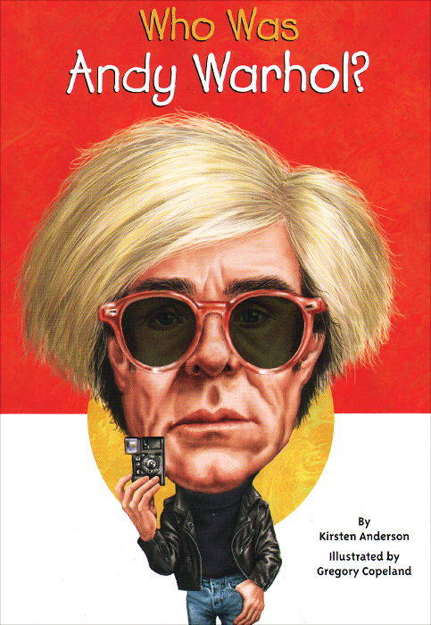 Who Was Andy Warhol? andy warhol a a novel