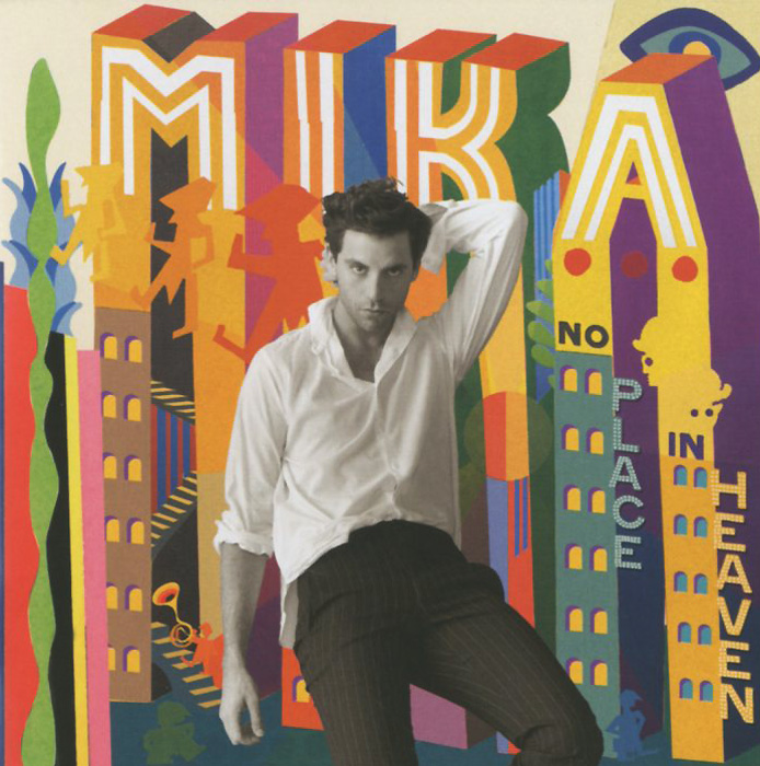 Mika. No Place In Heaven