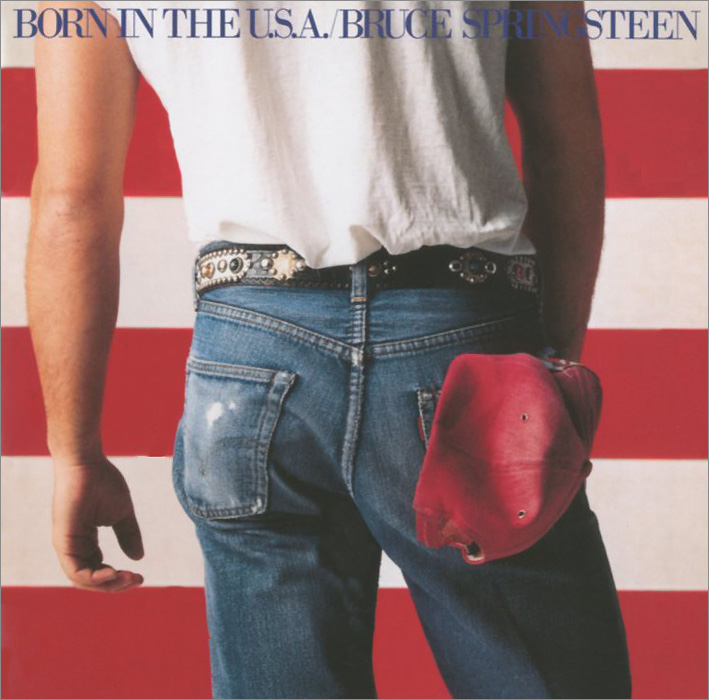 Брюс Спрингстин Bruce Springsteen. Born In The U.S.A. bruce springsteen live in dublin blu ray