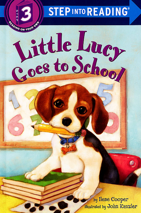Little Lucy Goes to School what she left