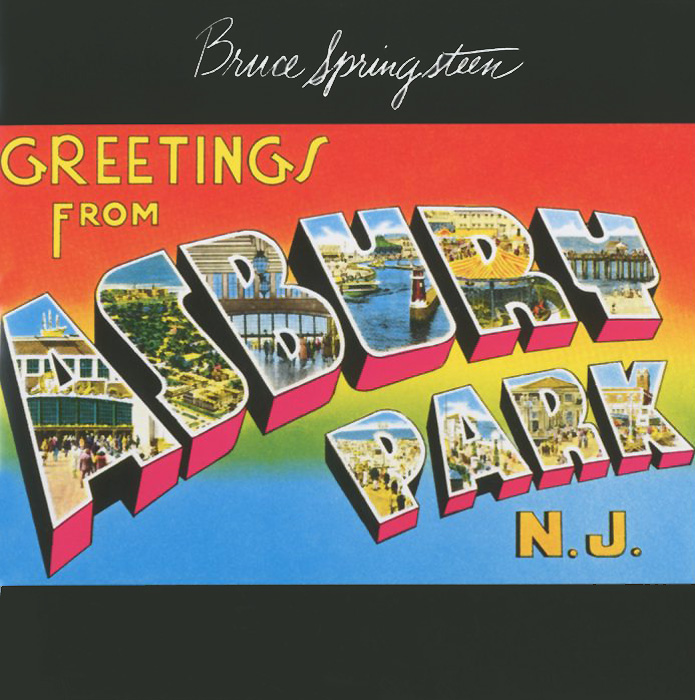 Брюс Спрингстин Bruce Springsteen. Greetings From Asbury Park, N. J. davis acoustics twx 1 шт