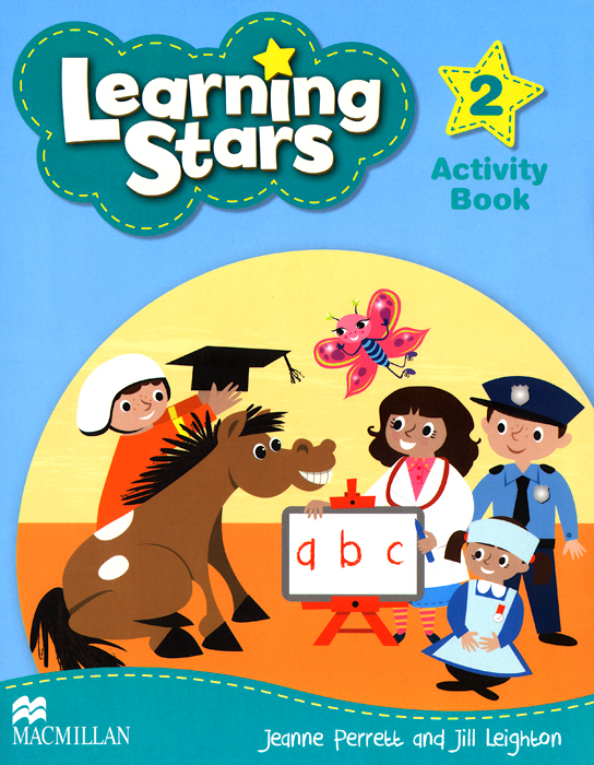 Learning Stars: Level 2: Activity Book
