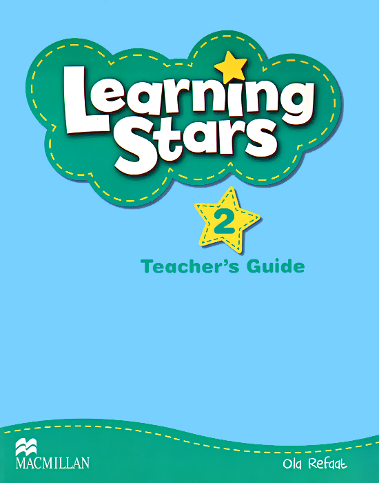 Learning Stars: Level 2: Teacher's Book (+ CD-ROM) hot spot level 3 teacher s book cd rom