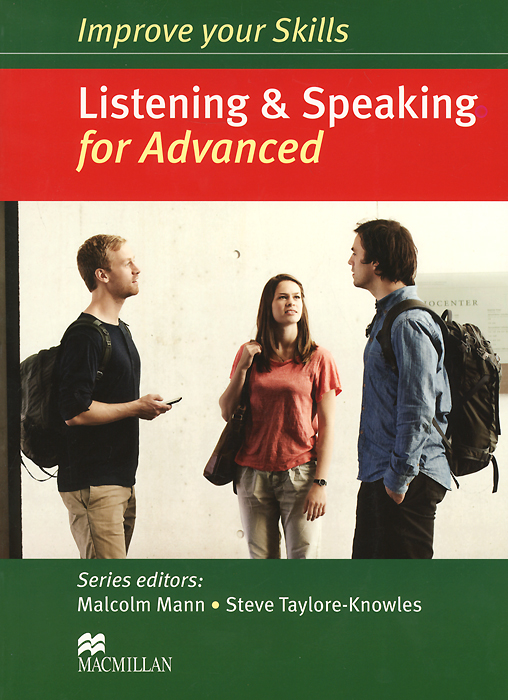 Improve Your Skills: Listening & Speaking for Advanced (+ 3 CD) craven m cambridge english skills real listening
