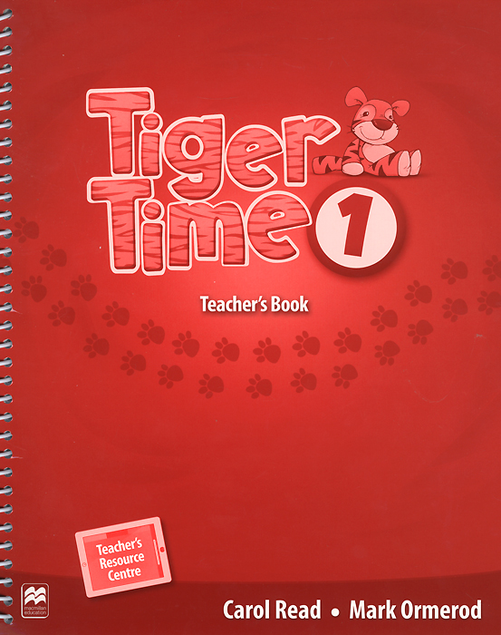 Tiger Time: Level 1: Teacher's Book christmas colouring and activity book