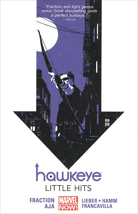 Hawkeye: Volume 2: Little Hits defenders by matt fraction volume 2
