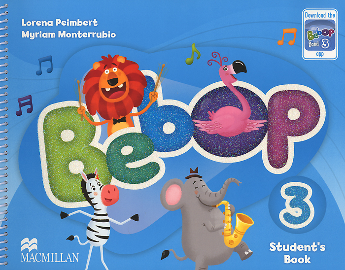 Bebop: Students Book: Level 3