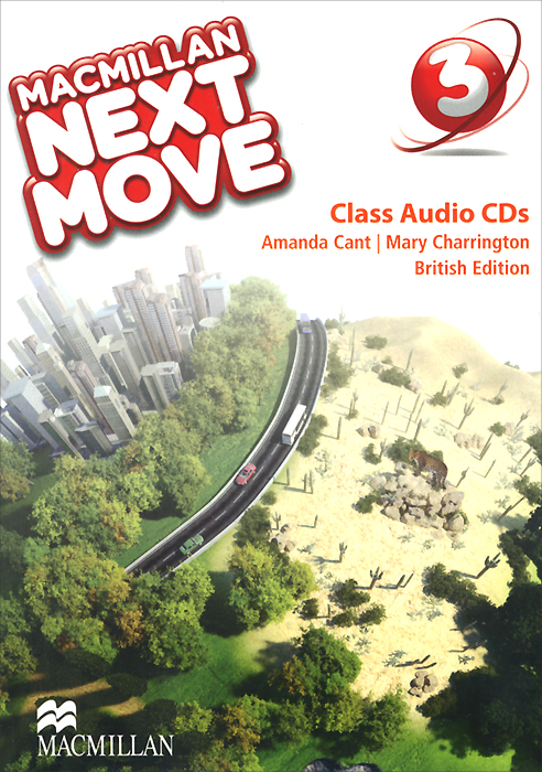 Macmillan Next Move: Level 3 (аудиокурс на 2 CD) next door cd level 1 by robert campbell