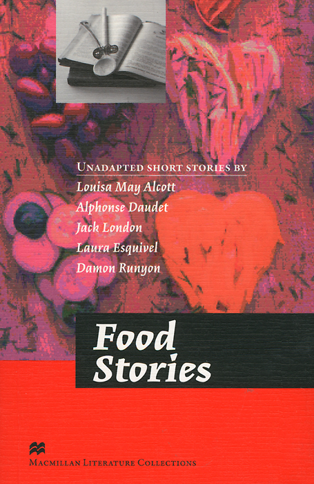 Food Stories making stories law literature life