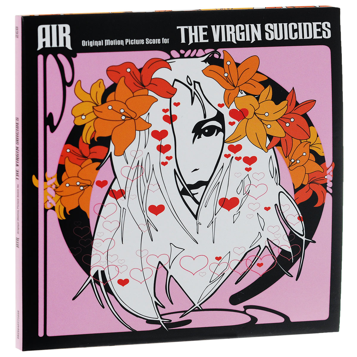 Air Air. The Virgin Suicides. Limited Edition (2 CD) roxy music roxy music the studio albums limited edition 8 lp