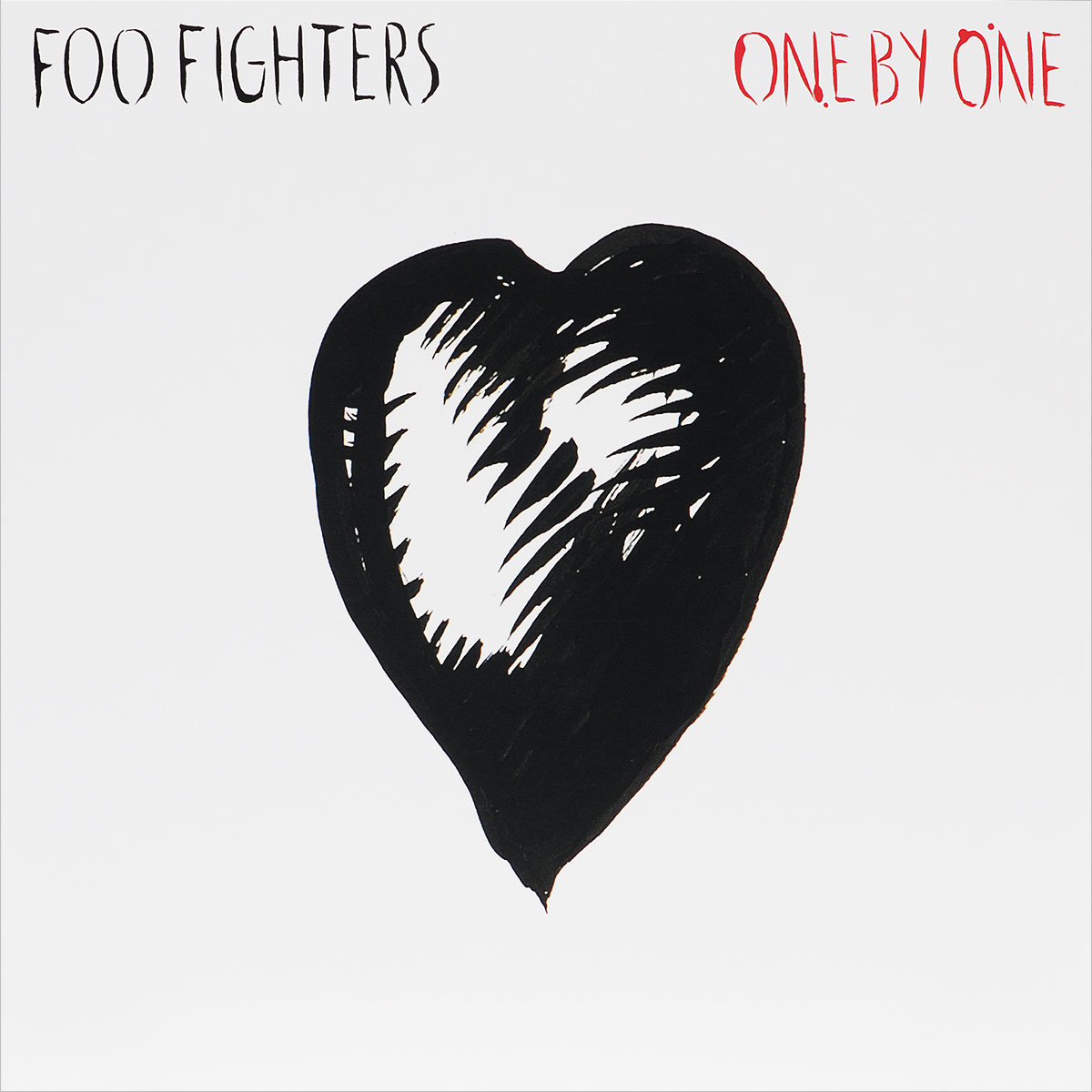 Foo Fighters Foo Fighters. One By One (2 LP) foo fighters one by one special limited edition ecd cd