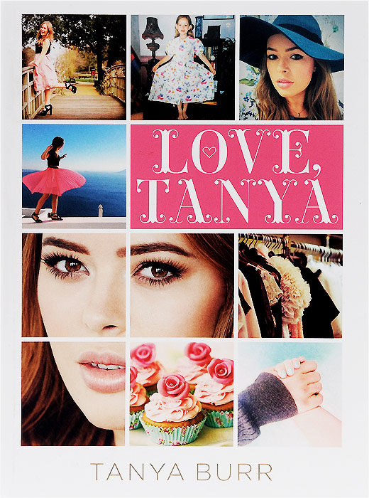 Love, Tanya me to you i love you this much