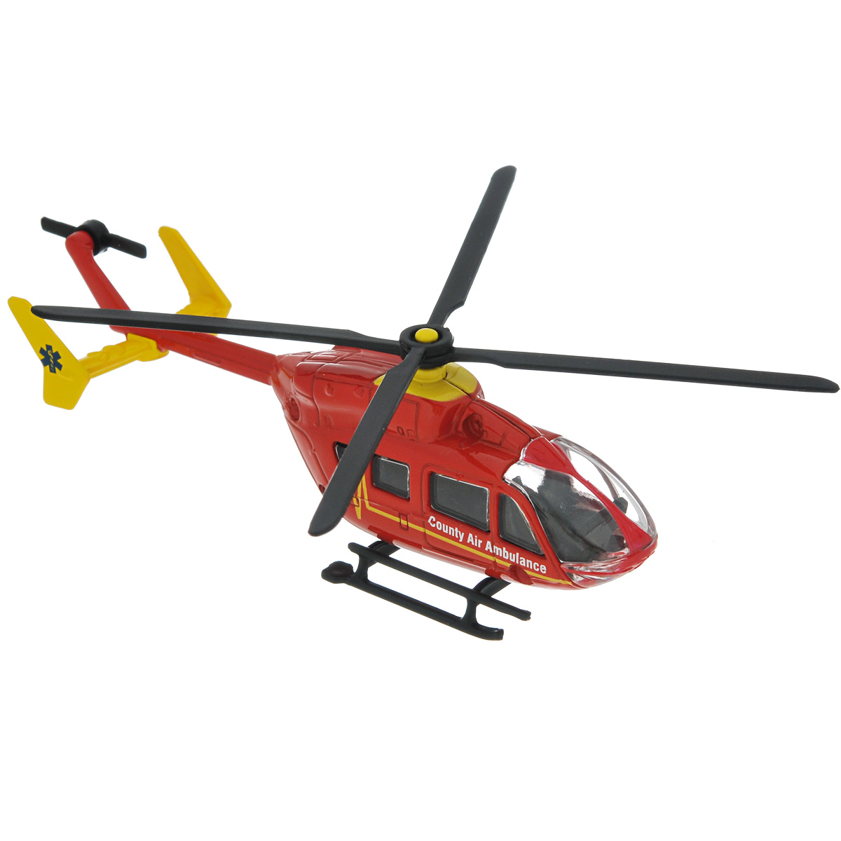 Siku Вертолет County Air Ambulance