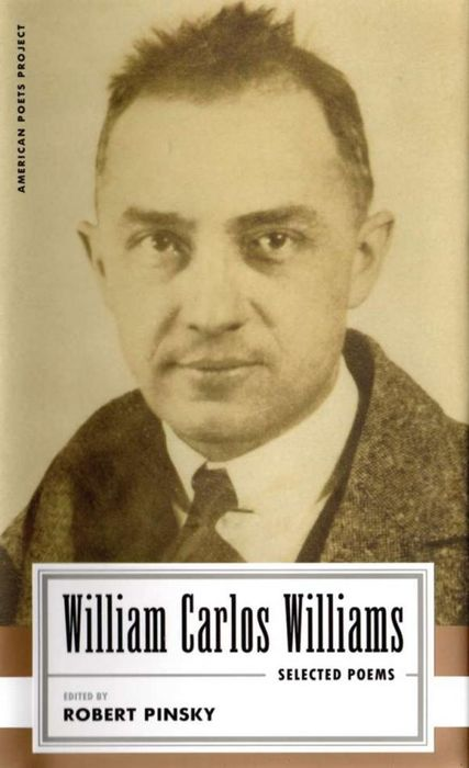 William Carlos Williams: Selected Poems диск обрезиненный d31мм mb barbell mb pltb31 1 кг черный