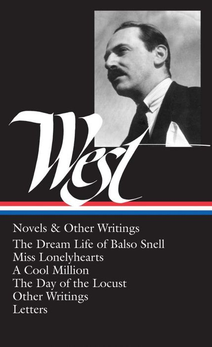 West: Novels and Other Writings tales poems and other writings
