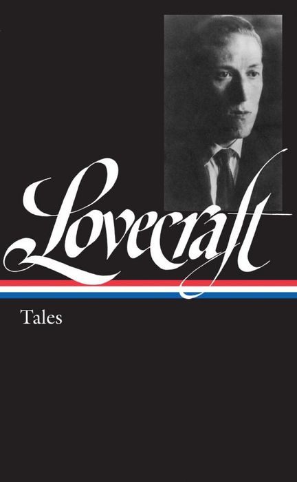 H. P. Lovecraft: Tales h p lovecraft the horror at red hook