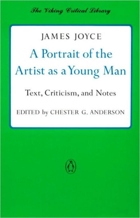 A Portrait of the Artist as a Young Man the portrait of a lady ii
