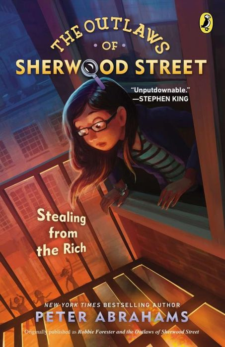 The Outlaws of Sherwood Street: Stealing from the Rich massivnaja doska sherwood tik