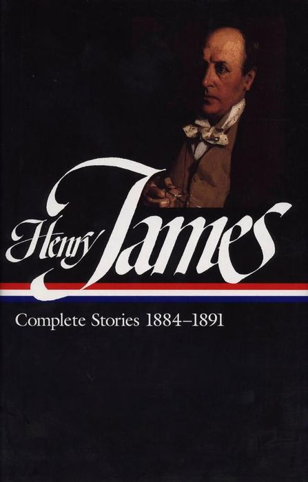 Фото Henry James: Complete Stories 1884-1891