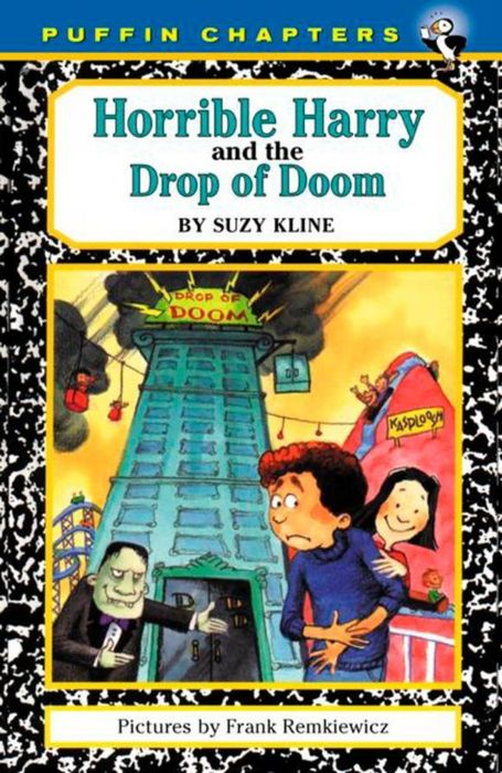Horrible Harry and the Drop of Doom купить