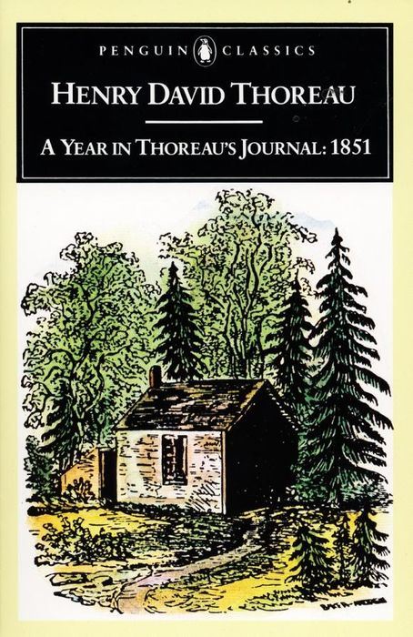 A Year in Thoreau's Journal defoe d journal of the plague year