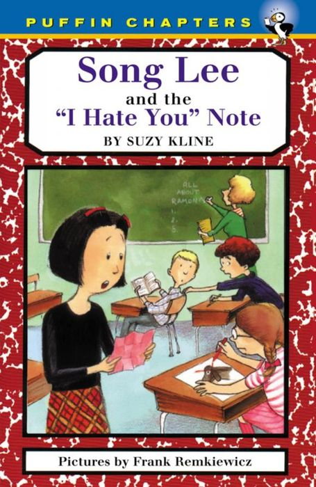 Song Lee and the I Hate You Notes the last song