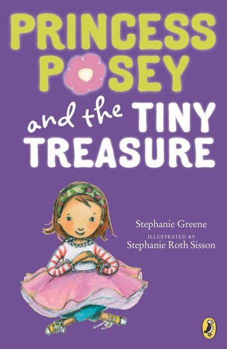 Princess Posey and the Tiny Treasure термометр and dt 623