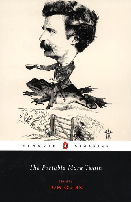 The Portable Mark Twain марк твен лучшие романы марка твена the best of mark twain